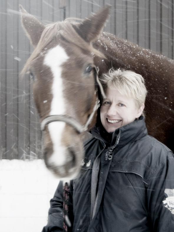 Portrait Sabine Carstens